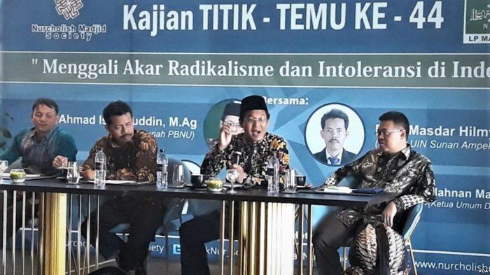 Radikalisme dan Intoleransi di Indonesia