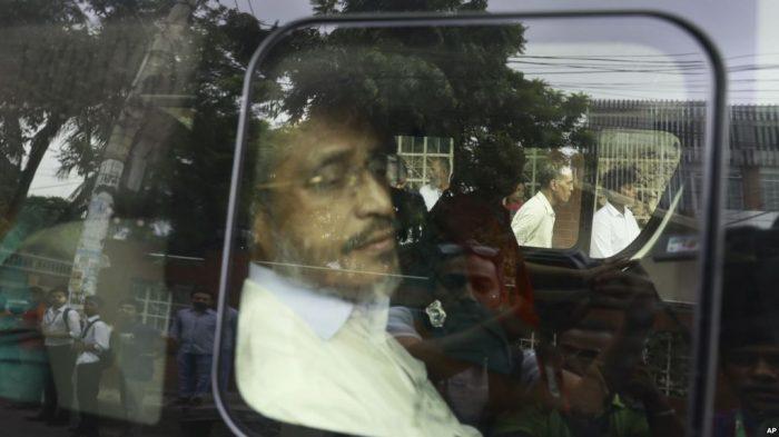 Pengadilan Bangladesh Hukum Mati Pelaku Serangan Kampanye Politik 2004