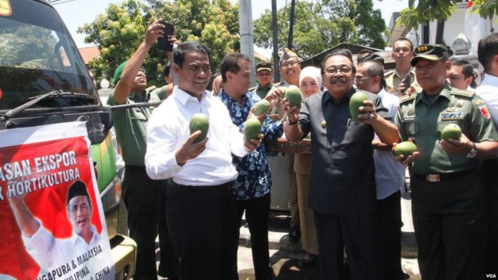 Pemprov Jatim Ekspor Produk Pertanian dan Hortikultura ke Sejumlah Negara