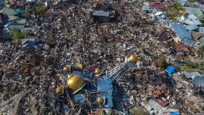 Faktor Penyebab Tsunami Mematikan di Palu
