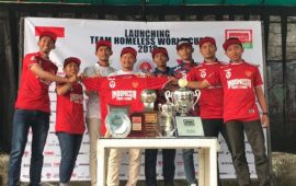 "Eva Dewi Wakili Indonesia di ajang ""Homeless World Cup"""