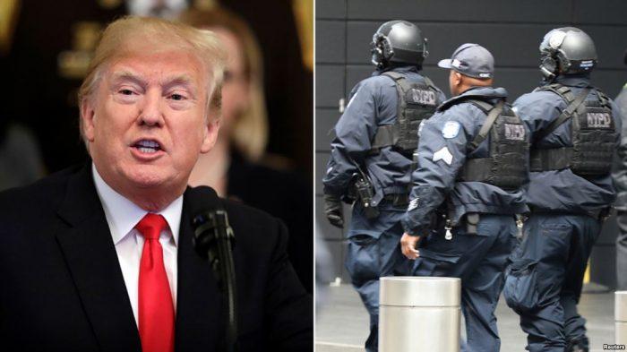 """Amerika Diteror """"Bom Pipa"""" Sejumlah Tokoh Penting Jadi Target"""