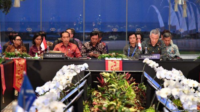 ASEAN Sepakat Dorong Pembangunan Berkelanjutan