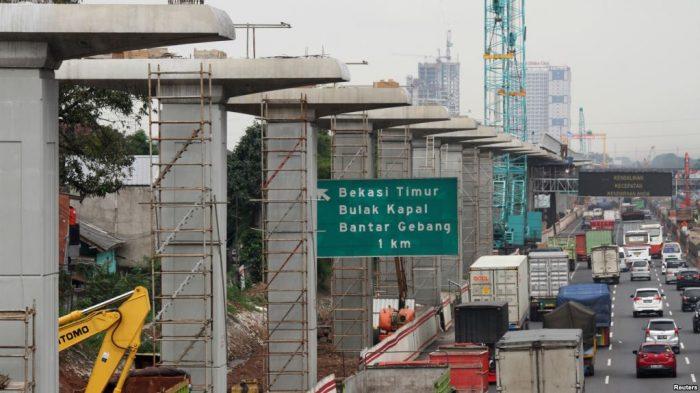 Pembangunan Infrastruktur Pemerintahan Jokowi Buahkan Hasil