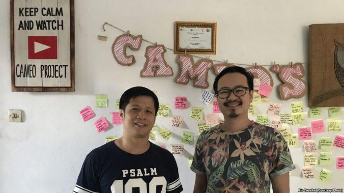 "Cameo Project ""Youtuber Indonesia""  Bersatu Melawan Hoax"