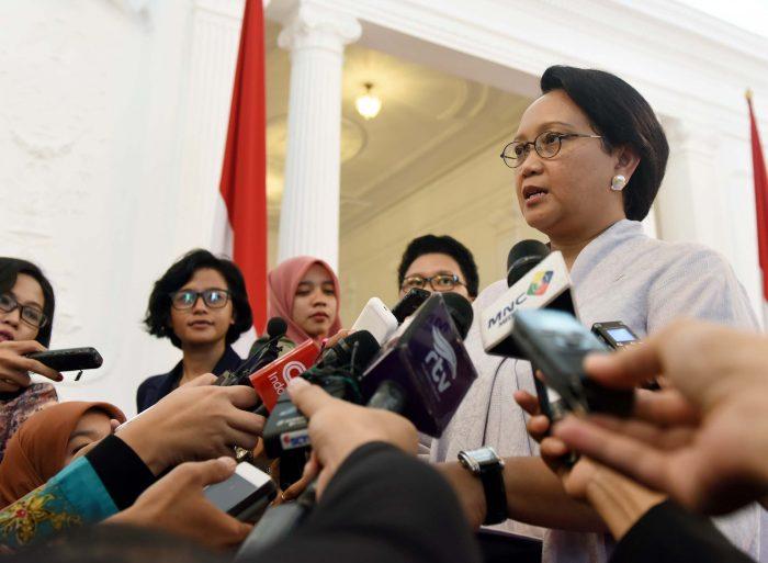 Indonesia Berkomitmen Bantu Palestina