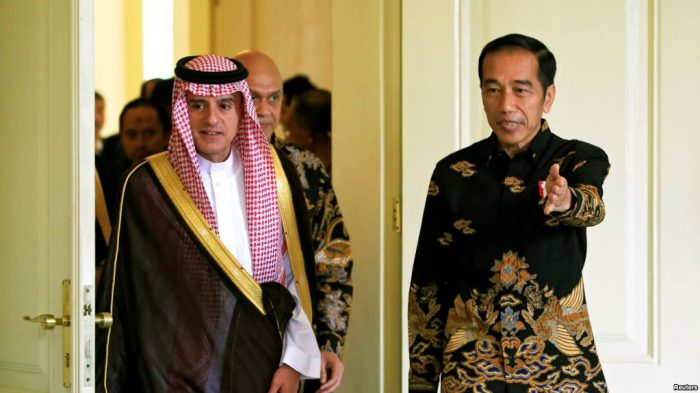 Jokowi Serukan Penyelidikan Yang 'Transparan' Kasus Khashoggi