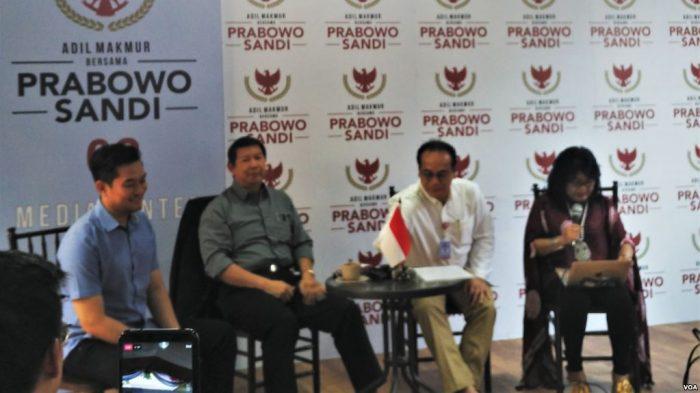 "Hashim Djojohadikusumo ""Indonesia Great Again"" dari ""Indonesia Raya"""