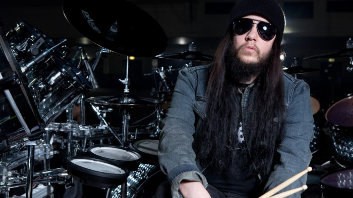 Joey Jordison Eks SlipKnot Siapkan Biografi