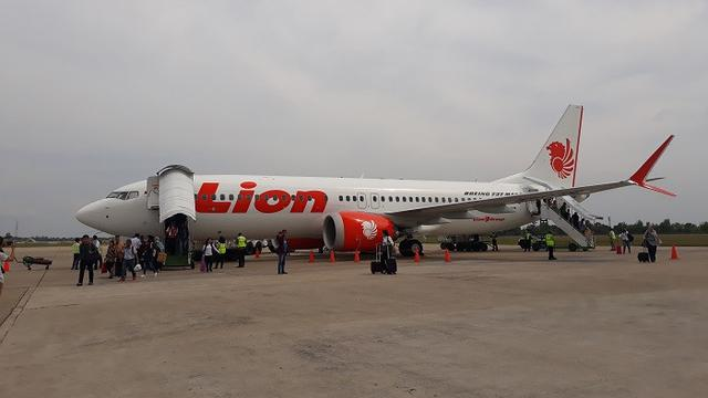 Mengenal Boeing 737 MAX 8, Pesawat Canggih Produksi Boieng