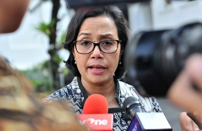 Menteri Keuangan Sri Mulyani Neraca Anggaran APBN Aman dan Sehat
