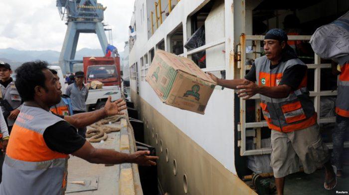 Pasca Gempa, Pekerja Bantuan Asing Keluar
