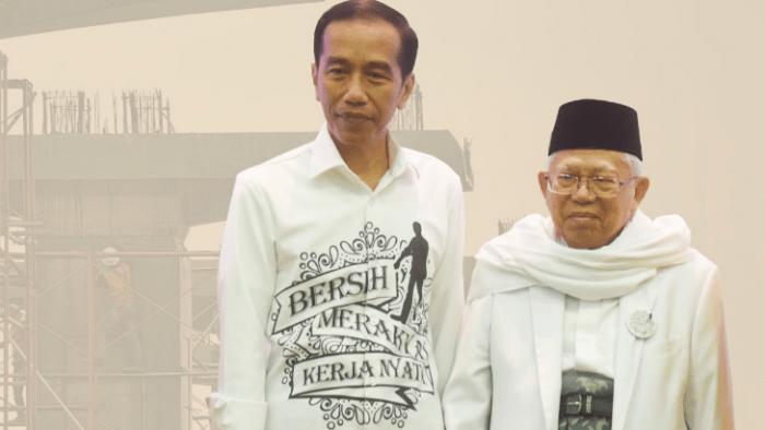 Beredar Nama Kepala Daerah di Kalbar yang Dukung Jokowi-Ma'ruf Amin