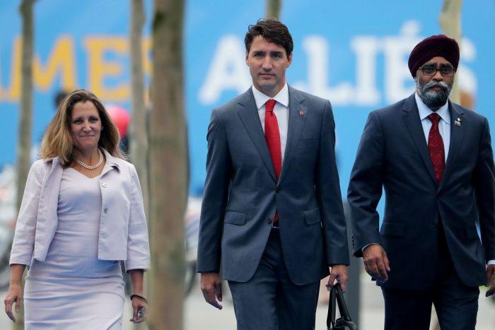 Perdana Mentri KanadaJustin Trudeau