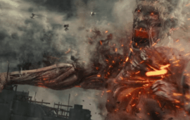 Sutradara Film IT akan garap Live Action Attack on Titan Versi Hollywood