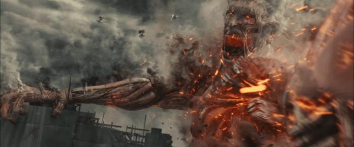 Sutradara Film IT akan garap Live Action Attack on Titan Versi Hollywood