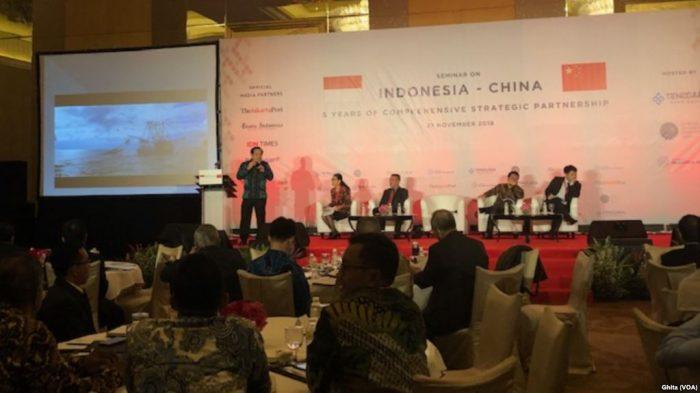 Menko Maritim Luhut : Ekonomi Indonesia Tidak Bergantung pada China