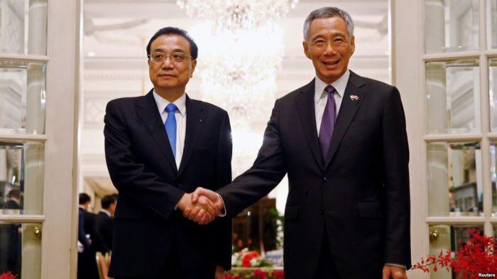 PM China Serukan Perdagangan Bebas