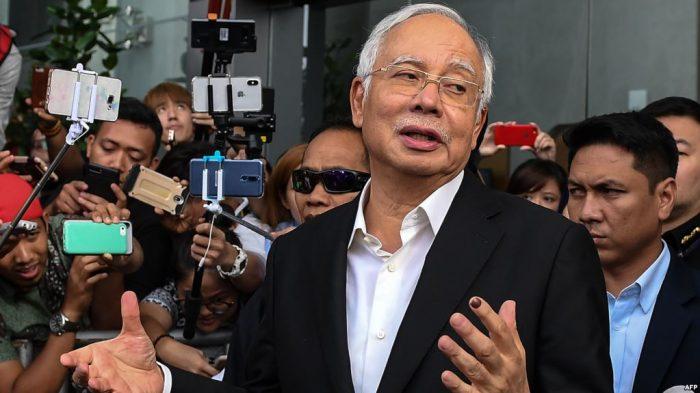 Mantan PM Najib Razak Perintahkan Laporan Audit soal 1MDB Direvisi