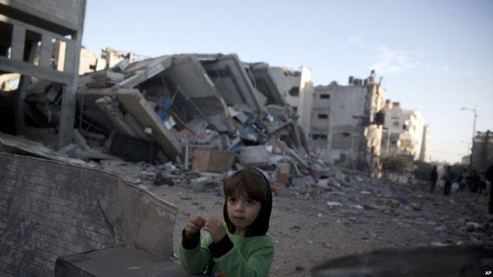 Palestina Tembakkan Roket, Israel Tanggapi dengan Serangan Udara