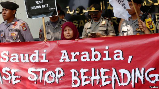 BNP2TKI: Hukuman Mati & Penempatan TKI adalah Dua Isu Berbeda
