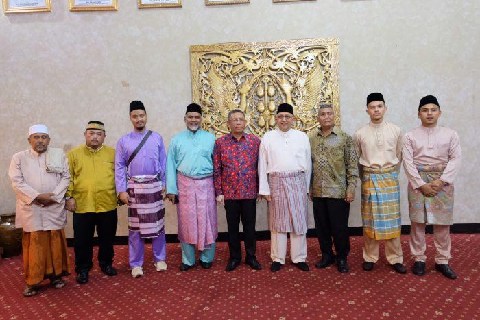 Bahas Peluang Investasi, Gubernur Kalbar Sutarmidji Terima Kunjungan Pemerintah Wilayah Tampin Negeri Sembilan Malaysia