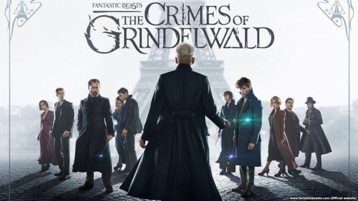Fantastic Beasts: The Crimes of Grindelwald Raup Keuntungan