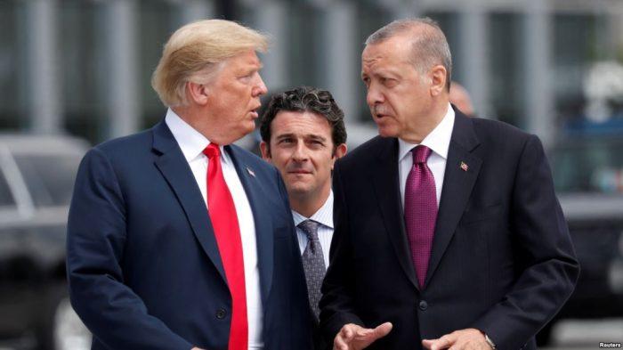 Erdogan, Trump akan Bertemu untuk Bahas Suriah