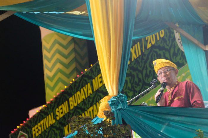 Meriahnya Festival Seni Budaya Melayu di Sekadau, Sutarmidji Berpesan Hal ini