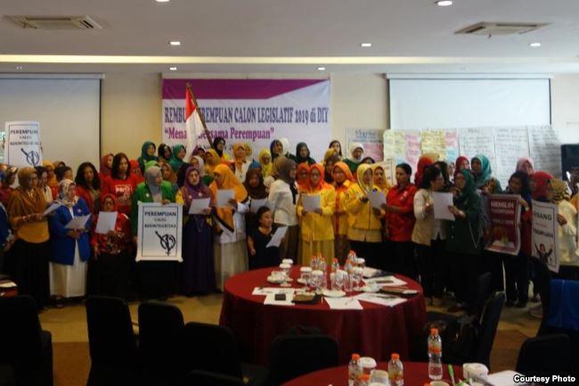 Banyak Pemilih Perempuan Tak Berdaya Gunakan Hak Pilih