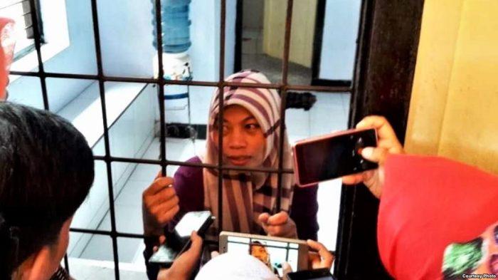 Baiq Nuril Siap PK, Korban ITE Kumpulkan Sumbangan