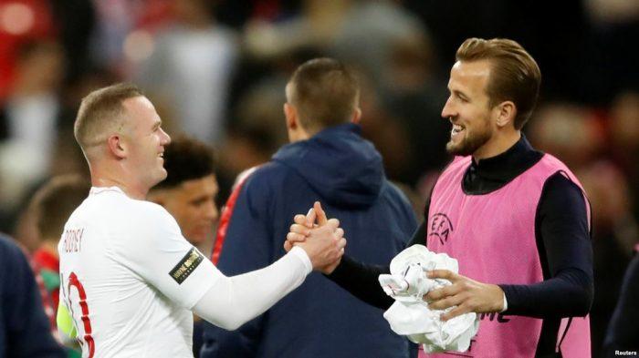 Rooney Ucapkan Salam Perpisahan Kepada Timnas Inggris