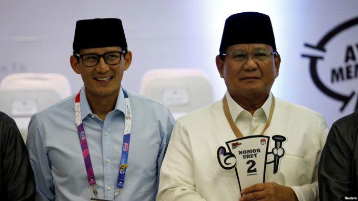 Tersinggung Dengan Ucapan Prabowo, Warga Boyolali Laporkan Ke Polisi