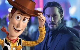 Keanu Reeves Ikutan di Film Animasi Toy Story 4