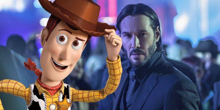 Keanu Reeves Ikutan di Film Animasi Toy Story 4