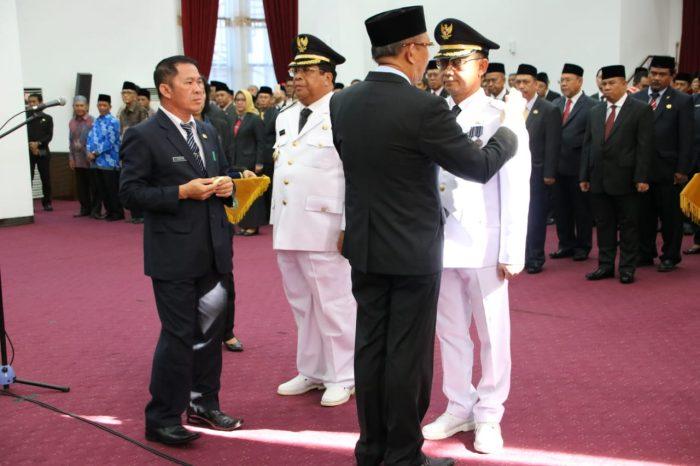 Gubernur Kalbar Lantik Walikota Pontianak