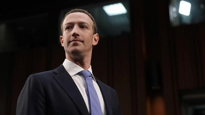 CEO Facebook Mark Zuckerberg Bantah Berita Pengunduran Diri