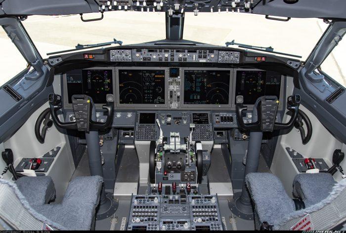 cokpit pesawat