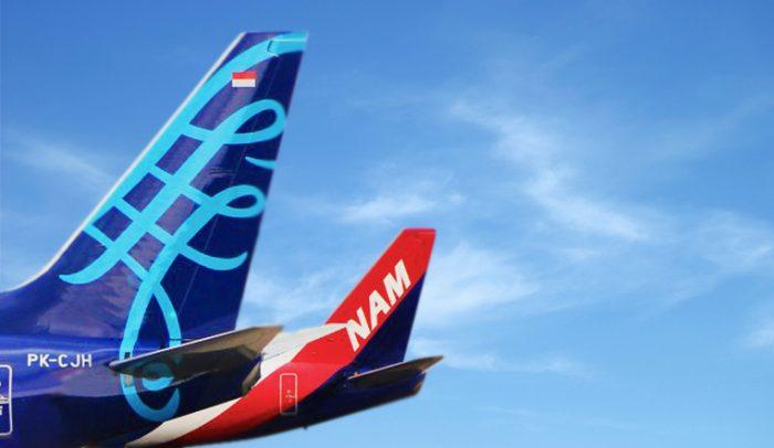 Citilink Ambil Alih Pengelolaan Operasional Sriwijaya dan NAM Air