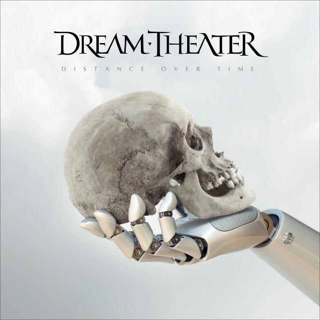 Dream Theater Bakal Merilis Album Baru Distance Over Time
