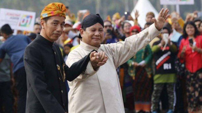 Survei Alvara Research Center: Jokowi Ungguli Prabowo