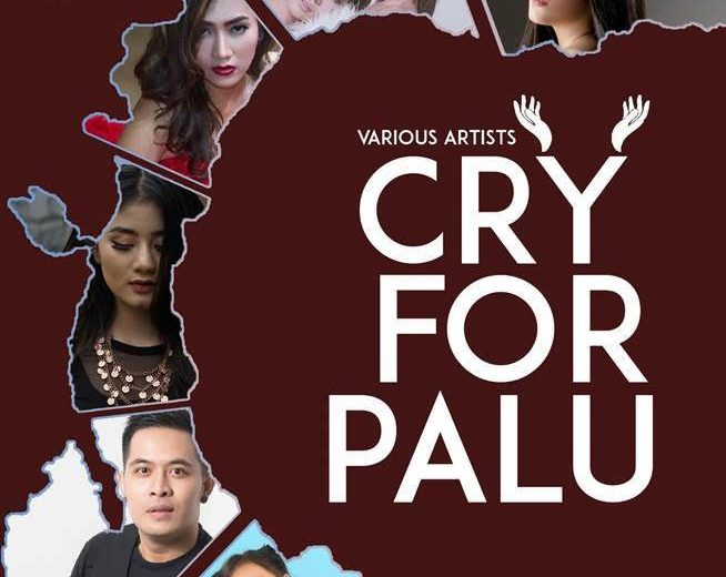 Artis Pelangi Records Rilis Cry For Palu