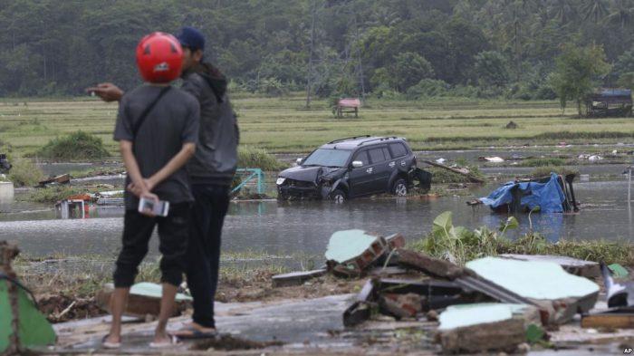 Badan Geologi ESDM: Tsunami di Banten dan Lampung Belum Tentu Akibat Erupsi Gunung Anak Krakatau