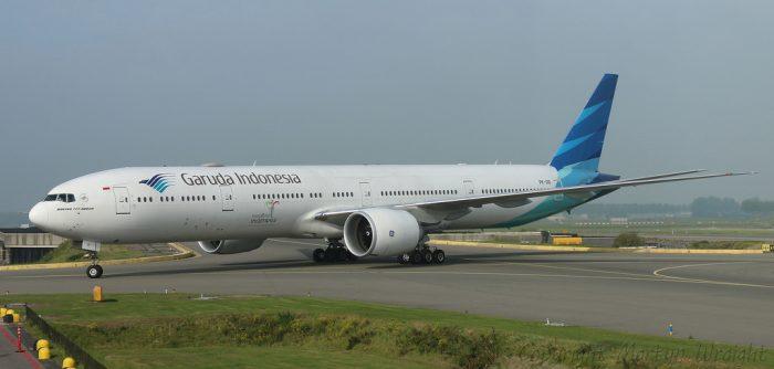 Garuda Indonesia Kembali Buka Penerbangan Langsung Jakarta London