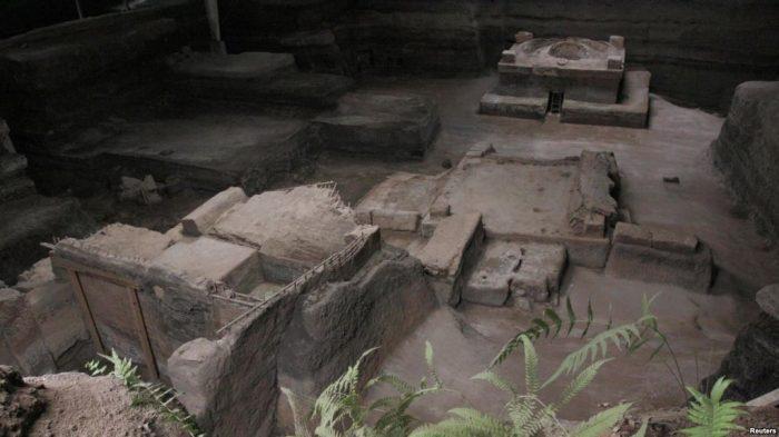 Kerangka Manusia Pertama Kali Ditemukan di El Salvador