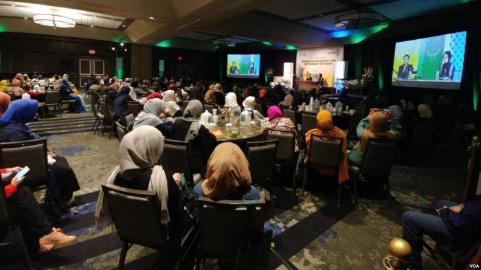 Masyarakat Muslim Indonesia di AS Adakan Muktamar di New Jersey