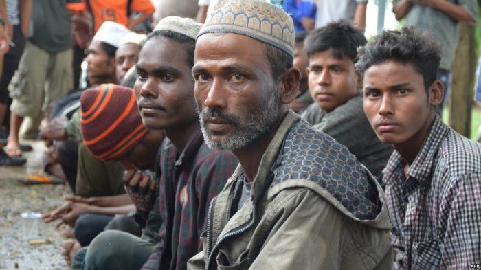 Kapal Migran Rohingya Tiba di Aceh