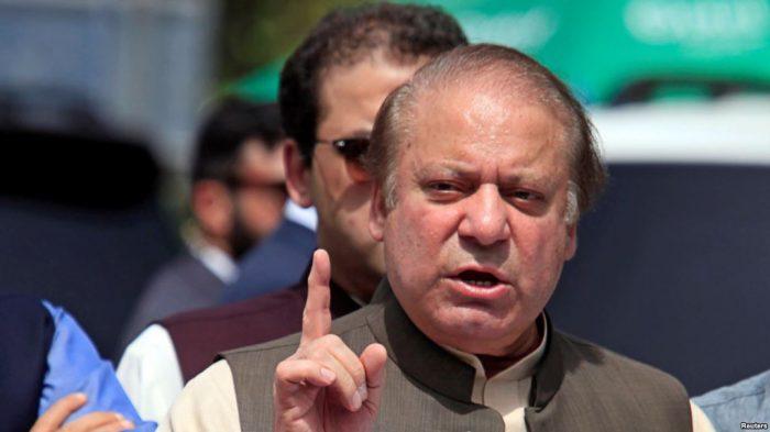 Mantan PM Nawaz Sharif Dihukum 7 Tahun Penjara