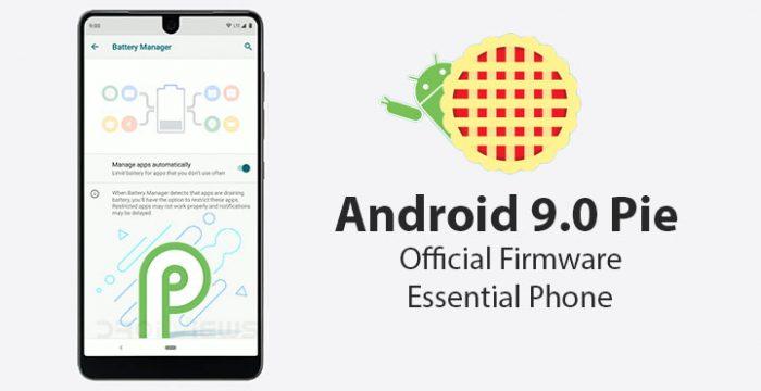 Android 9 Pie Segera Mampir di Pengguna Hape Samsung