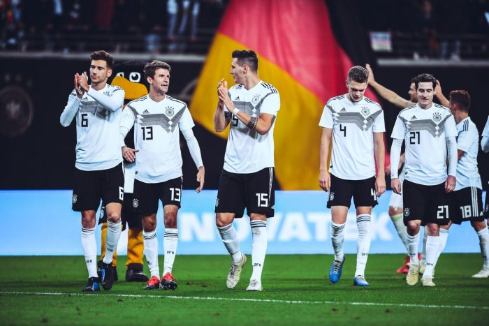 Big match Jerman Lawan Belanda di Kualifikasi Euro 2020